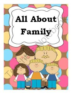 All About Family- Kindergarten/1st/2nd from First Grade Shashay on TeachersNotebook.com -  (20 pages)  - This 20-page ELA/SS unit includes all you need to teach about the basics on family! With 12 writing activities that can be printed as a student packet or completed separately, students will be encouraged to make personal connections, learn about other stu
