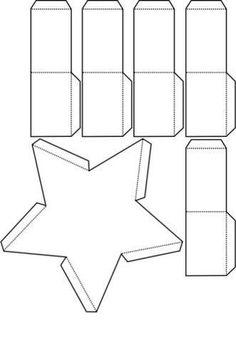 moldes para montarcajas