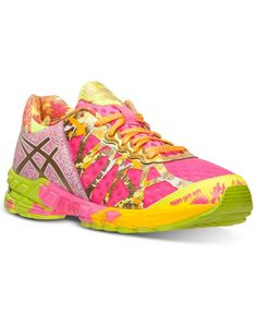 online retailer 64782 d4cbe Asics Women s GELNoosa Tri 9 Gr Running Sneakers from Finish Line