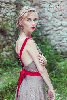 Model: Beatrice Simion Model Stylist: Maura Rocchetti Hair stylist: Work Hair Studio Centro Degradé Joelle MuA: Roberta Make Up