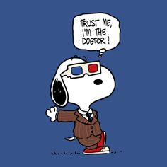 Snoopy Doctor Who Dogtor Peanuts Gang, Peanuts Cartoon, Charlie Brown Und Snoopy, Snoopy Und Woodstock, Snoopy Quotes, Joe Cool, Superwholock, Halloween Themes, Cartoon Characters