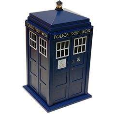 Doctor Who Tardis Cookie Jar Lights & Sounds Doctor Who http://www.amazon.com/dp/B000VQZOLS/ref=cm_sw_r_pi_dp_Hsl.vb1QWF8WH