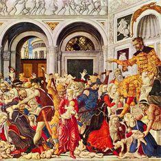 Matteo di Giovanni 002 - Massacre of the Innocents - Wikipedia, the free encyclopedia