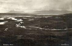 Nordland fylke Fauske kommune Sulitjelma ROSNA. Brukt 1936. Utg Mittet