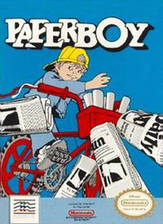 Paperboy - Amiga 500 use to play this all the time!!!