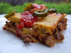 Crescent Taco Bake | Plain Chicken