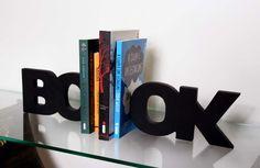 Aparador de livros em MDF BOOK