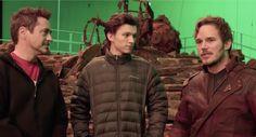 J&B BLOGSPOT: Avengers : Infinity War Movie [2018]