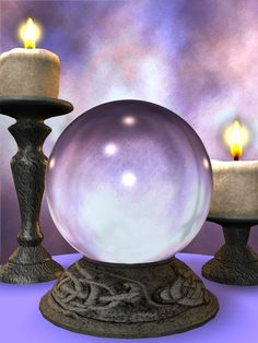 crystal ball  ~~♥~~