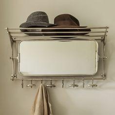 Otto Luggage Rack | Hooks | Graham & Green