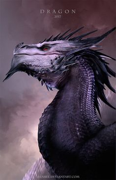 Dragon Vermitor Vulom (3D) by IrenBee.deviantart.com on @DeviantArt