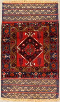 バルーチ族 絨毯