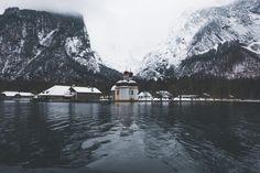 Winter at St. Bartholomä. by Johannes Hulsch on 500px