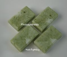 Fathers Day Gift Photosynthesis Glycerin Soap Coconut Milk Lemon Verbena Lavender Essential Oil
