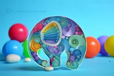 The elephant Quilling wall paper art Quilling Paper art Ideas Quilling, Quilling Images, Paper Quilling Patterns, Quilled Paper Art, Quilling Paper Craft, Paper Crafts, Quiling Paper, Quilling Work, Origami