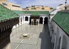 *** The al-Qarawiyyin university, library, and mosque were founded by Fatima El-Fihriya in 859 — around the time early forms of algebra were being invented.
