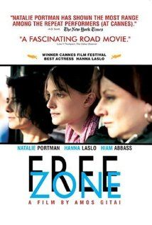 Free Zone - while not technically an Arab movie, it is filmed in Jordan and has my favorite Arab actress, Hiam Abbass.
