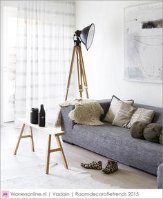 Raamdecoratietrends 2015 | wonen en interieur inspiratie
