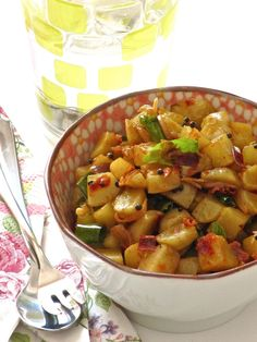 I cook vegetables almost daily. Mostly a stir-fry. Sometimes I add them to dal, or make a mixed vegetable curry. Whenever I plan ahead a...