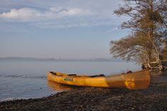 am Großen Plöner See nahe Bosau