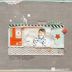 I {lowe} SCRAP :: 'LET it GO' & 'I love pattern' by Anna-Maria