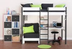 mid sleeper with pull out bed - Google Search