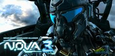 N.O.V.A. 3 v1.0.7 APK+DATA/OBB FILES (MOD Unlimited Gold Coins) - AndroRat