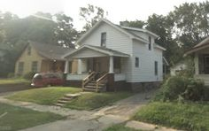 1603 New York Ave., Flint, MI is where my maternal grandparents lived. For my whole life, this is where they lived and drove the same Buick LeSabre! My mom was born on the dining room table!