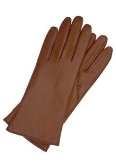 KLASSIKER COLOUR - Fingerhandschuh - saddlebrown Leather Gloves, Elegant, Style Me, Classic, Color, Outfits, Shopping, Ladies Gloves, Business