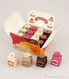 Que tal começar a sexta-feira se inspirando com Design de embalagem e ainda com o direito a um bom chocolatinho?