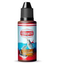 Dynamite (πεινασμένο ψάρι) – σχόλια, γνώμες. Ποια είναι η τιμή? Προσελκύει τα ψάρια σε ένα μέρος από τις μακρινές αποστάσεις. Παρέχει το τσίμπημα, προκαλώντας τρομερή όρεξη ακόμα και σε χορτάτα ψάρια Η δράση του βασίζεται στις ...   #Dynamite #τεχνολογία