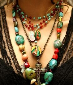 *GORGEOUS!*  WANT THIS NECKLACE!