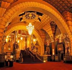 Image Search Results for pantages theater hollywood
