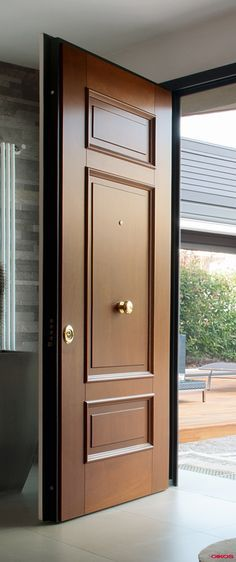 New Main Door Design Modern Entrance Ideas Wood Front Doors, Wooden Front Door Design, Modern Wooden Doors, Door Gate Design, Wooden Doors Interior, Main Entrance Door
