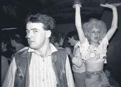 Flikkers lgbt club night e. 1979, Dublin. Photo: Sean Gilmartin.