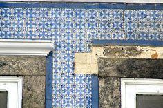 Azulejos antigos no Rio de Janeiro: Catete Ib - rua Bento Lisboa