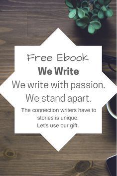 FREE EBOOK for fiction writers! Dispense with the lies of others and embrace your stories. We Write. Fiction Writers | Writing | Writing Life | Great Writing | Novels | Stories | Storytelling | Community | Free books