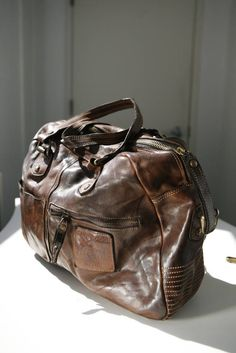 campomaggi travel bag