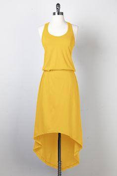 Hi-Lo Dress from One Mango Tree