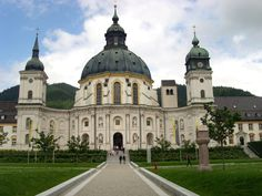 Basilika Ettal