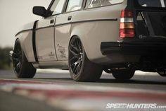 Volvo Rod