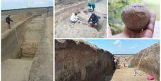 Descoperire uriasa in judetul Arad: Cetatea Veche din Santana este de patru ori mai mare decat Troia – Mix de Cultura Romania, Mai, Frankfurt, Troy, History