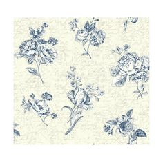 York Wallcoverings ER8144 Waverly Cottage Picture Perfect Wallpaper ($71) ❤ liked on Polyvore featuring home, home decor, wallpaper, flower home decor, flower wallpaper, pattern wallpaper, cottage home decor and double roll wallpaper