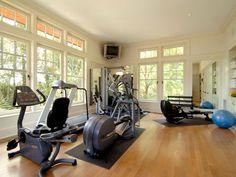 definitely a home gym I want.