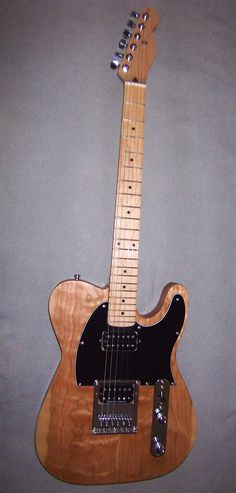 Hand-Built Electric Guitars and Basses