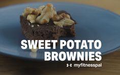 Sweet Potato Brownies | Recipe