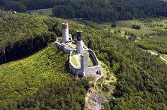 Chęciny Castle, Góry Świętokrzyskie, Poland