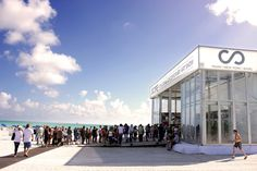 Join us at SCOPE Miami Beach December 5-10, 2017 --> the 17th edition of SCOPE Art Show returns to the sands of Ocean Drive and 8th Street during Miami Art Week. Featuring 140 International Exhibitors from 25 countries and 60 cities, SCOPE Miami Beach will welcome over 55,000 visitors over the course of 6 days.