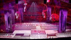 Sochi Opening Ceremony Graphics on Vimeo