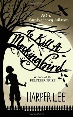 To Kill a Mockingbird by Harper Lee- This book is probably one of my very favorites. It's humorous because of the eccentric and original characters, but it carries a deep message that everyone should read.